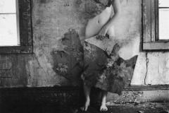 Francesca Woodman (1958-1981) - Untitled (1975) © Betty and George Woodman-2