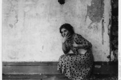 Francesca Woodman (1958-1981) - Polka Dots, November 1976 Courtesy George and Betty Woodman