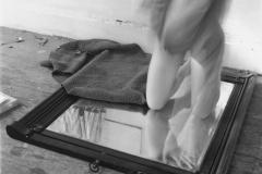 "Francesca Woodman( 1958-1981) - ""Untitled, Providence, Rhode Island"" (1976)"