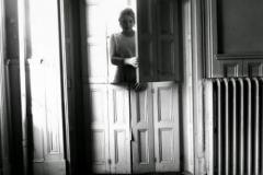 Francesca Woodman (1958-1981) - Untitled. Providence. Rhode Island (1975-78)